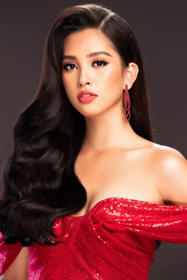 Lộ diện 4 chiếc đầm dạ hội Hoa hậu Tiểu Vy mang đến Miss World 2018 - Ảnh 2.