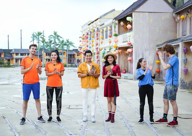 Gặp gỡ Đông Tây - Gameshow mới lên sóng VTV3 - Ảnh 3.