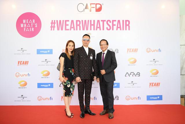 Đại diện Việt Nam tham dự CAFD tại Malaysia - Ảnh 1.