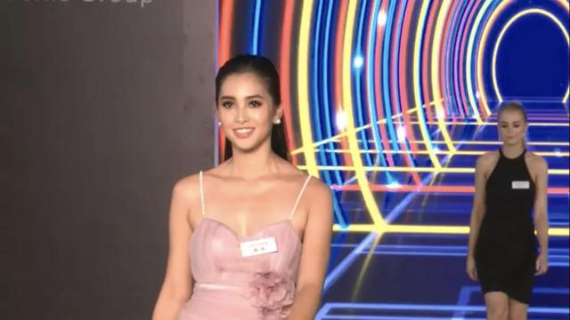 Hoa hậu Tiểu Vy lọt Top 32 phần thi thời trang tại Miss World - Ảnh 5.