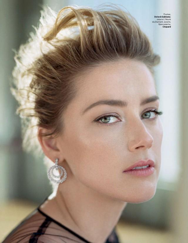 Amber Heard: Tôi có một tình bạn đẹp với Elon Musk - Ảnh 1.
