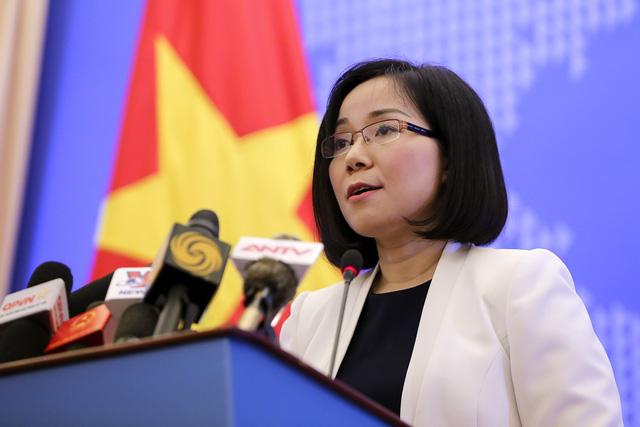 Việt Nam lên tiếng về việc Philippines và Trung Quốc hợp tác khai thác dầu khí - Ảnh 2.