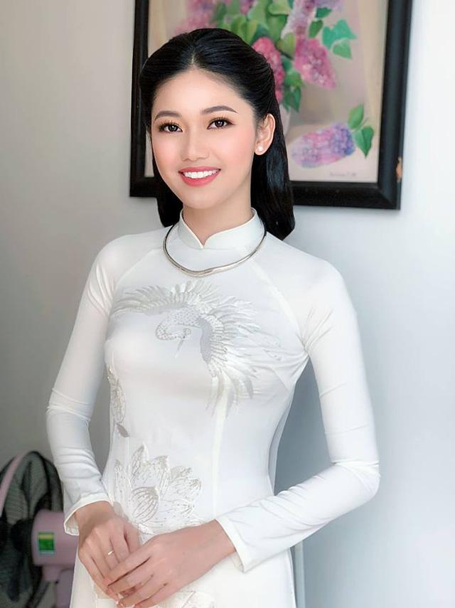 Á hậu Thanh Tú rạng rỡ trong lễ ăn hỏi với doanh nhân thành đạt - Ảnh 3.