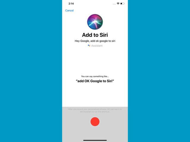 Người dùng đã có thể sử dụng Google Assistant trên iPhone - Ảnh 1.