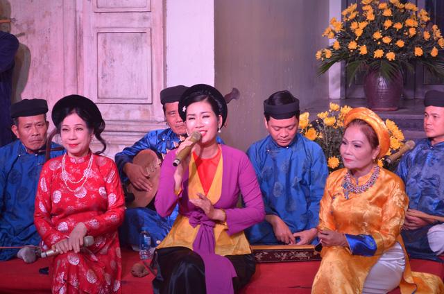 Khai mạc chuỗi sự kiện Hương sắc cố đô tại Hà Nội - Ảnh 4.