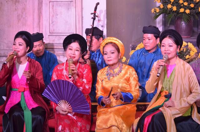 Khai mạc chuỗi sự kiện Hương sắc cố đô tại Hà Nội - Ảnh 2.