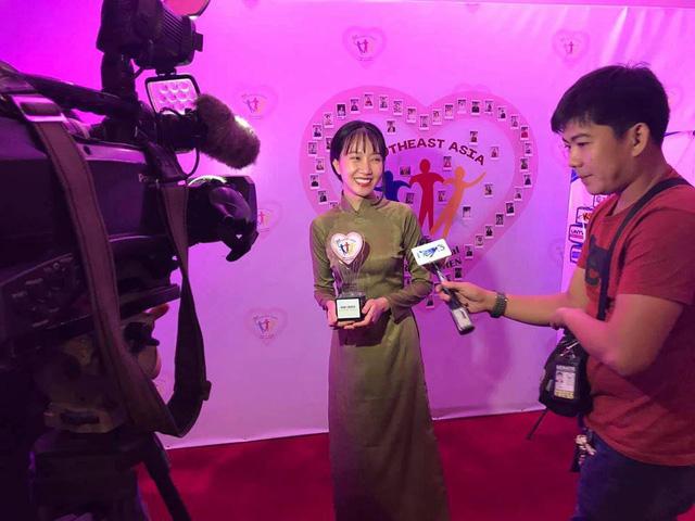 VTV7 nhận 2 giải Nhất tại Liên hoan truyền hình trẻ em Đông Nam Á - Ảnh 2.
