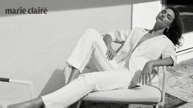Miranda Kerr tái xuất khó nhận ra vì... quá quyến rũ - Ảnh 3.