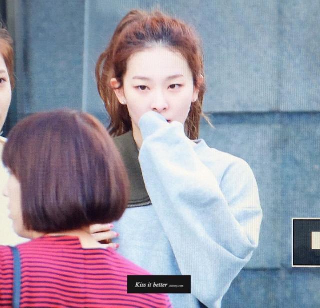 Dù trang điểm hay không, các thành viên Red Velvet vẫn vô cùng xinh đẹp - Ảnh 8.