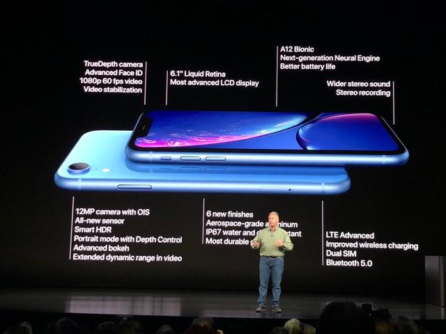 9 lý do bạn nên mua iPhone XR thay vì iPhone XS hoặc XS Max - Ảnh 7.