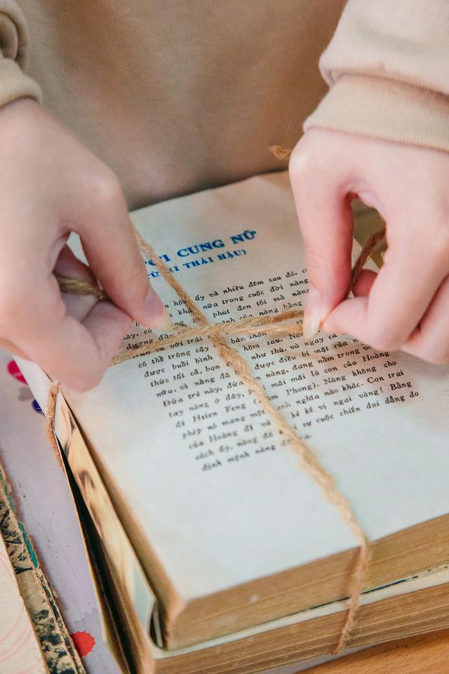 Mọt 2018: Hàng nghìn người tới trao đổi 3.000 đầu sách tại Hà Nội - Ảnh 9.