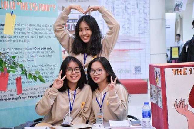 Mọt 2018: Hàng nghìn người tới trao đổi 3.000 đầu sách tại Hà Nội - Ảnh 10.