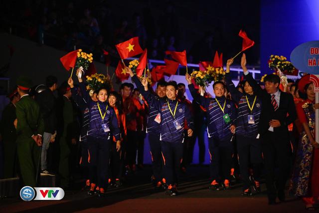 ẢNH: Toàn cảnh Lễ khai mạc Đại hội Thể thao toàn quốc lần thứ VIII năm 2018 - Ảnh 12.