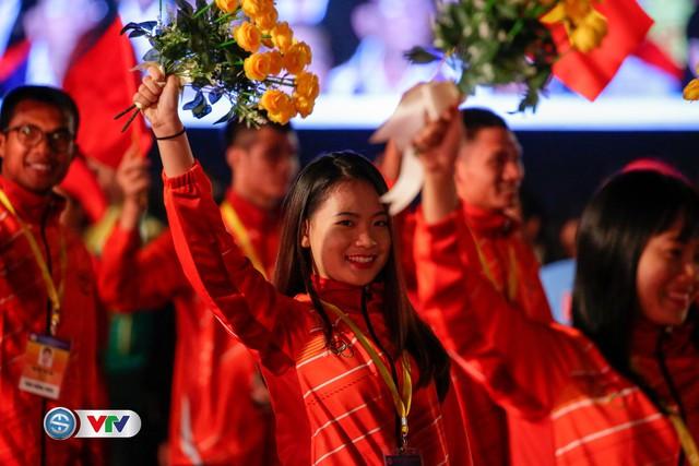 ẢNH: Toàn cảnh Lễ khai mạc Đại hội Thể thao toàn quốc lần thứ VIII năm 2018 - Ảnh 13.