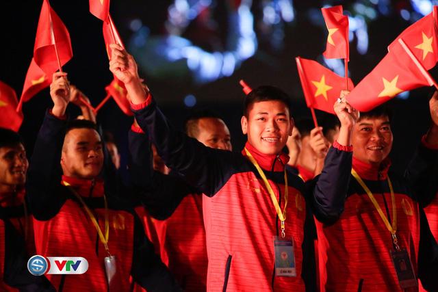 ẢNH: Toàn cảnh Lễ khai mạc Đại hội Thể thao toàn quốc lần thứ VIII năm 2018 - Ảnh 1.