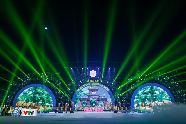 ẢNH: Toàn cảnh Lễ khai mạc Đại hội Thể thao toàn quốc lần thứ VIII năm 2018 - Ảnh 18.