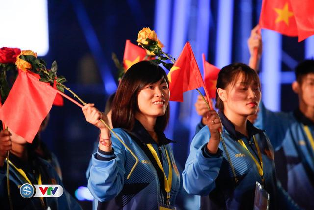 ẢNH: Toàn cảnh Lễ khai mạc Đại hội Thể thao toàn quốc lần thứ VIII năm 2018 - Ảnh 2.