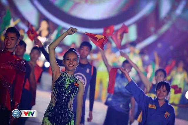 ẢNH: Toàn cảnh Lễ khai mạc Đại hội Thể thao toàn quốc lần thứ VIII năm 2018 - Ảnh 22.