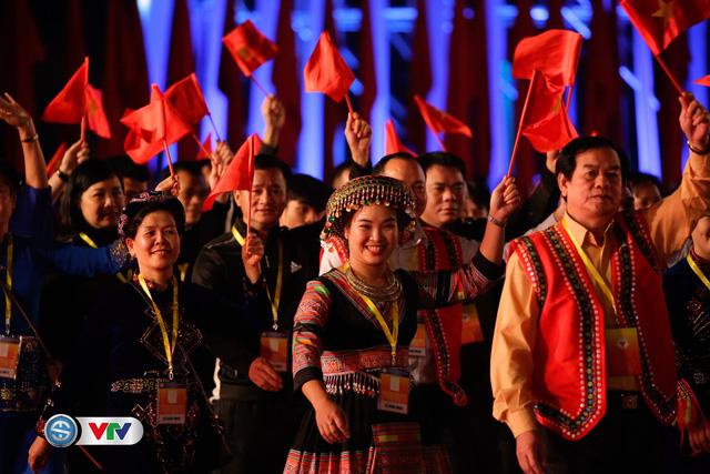 ẢNH: Toàn cảnh Lễ khai mạc Đại hội Thể thao toàn quốc lần thứ VIII năm 2018 - Ảnh 4.
