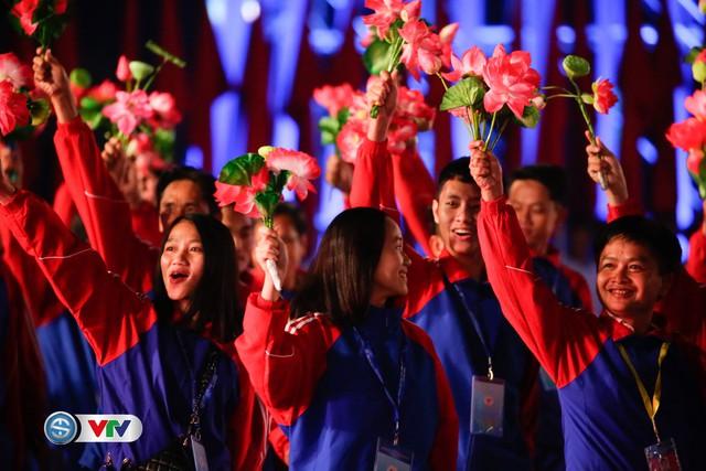 ẢNH: Toàn cảnh Lễ khai mạc Đại hội Thể thao toàn quốc lần thứ VIII năm 2018 - Ảnh 5.