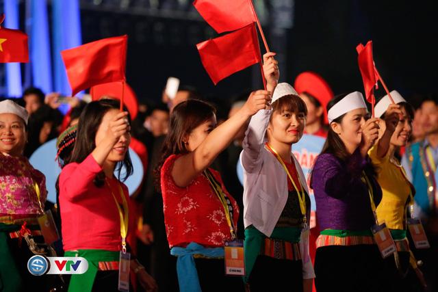 ẢNH: Toàn cảnh Lễ khai mạc Đại hội Thể thao toàn quốc lần thứ VIII năm 2018 - Ảnh 7.
