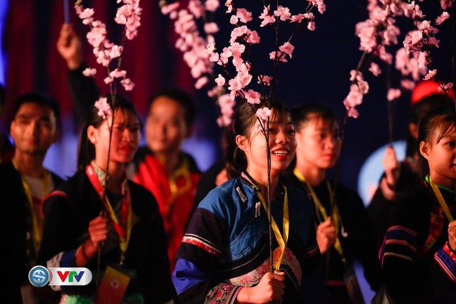 ẢNH: Toàn cảnh Lễ khai mạc Đại hội Thể thao toàn quốc lần thứ VIII năm 2018 - Ảnh 9.