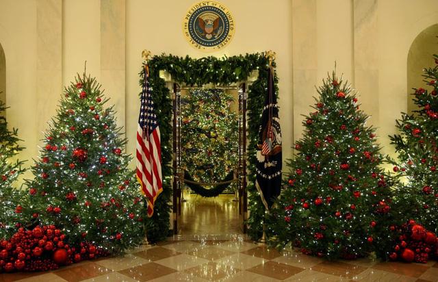 Khung cảnh Giáng sinh ở Nhà Trắng năm nay sẽ thế nào? - Ảnh 13.