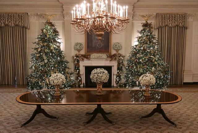 Khung cảnh Giáng sinh ở Nhà Trắng năm nay sẽ thế nào? - Ảnh 10.
