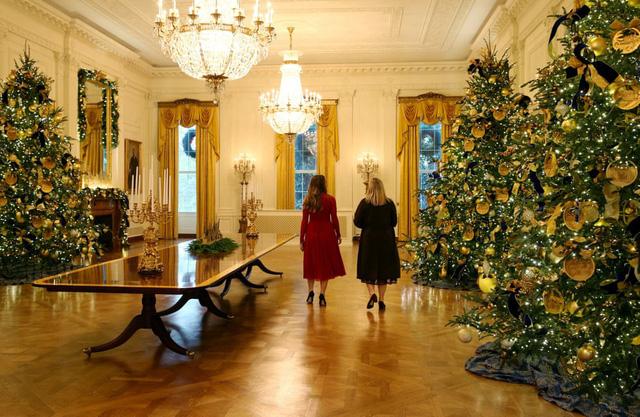 Khung cảnh Giáng sinh ở Nhà Trắng năm nay sẽ thế nào? - Ảnh 9.