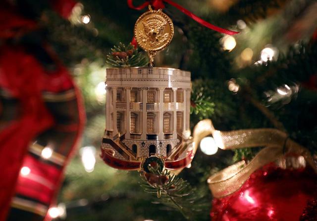 Khung cảnh Giáng sinh ở Nhà Trắng năm nay sẽ thế nào? - Ảnh 6.