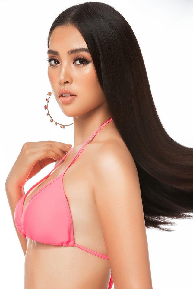 Hoa hậu Tiểu Vy tung bộ ảnh bikini nóng bỏng kêu gọi bình chọn tại Miss World 2018 - Ảnh 7.