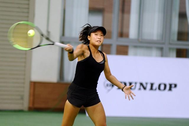 Môn Quần vợt Đại hội TTTQ 2018: Fodor Csilla vào chung kết đơn nữ - Ảnh 1.