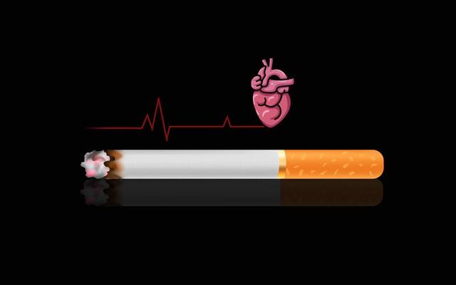 Ngoài phổi, 8 bộ phận cơ thể dưới đây bị thuốc lá hủy hoại trầm trọng - Ảnh 1.
