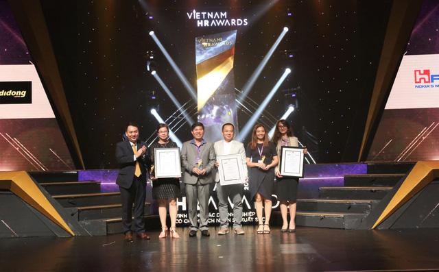 Thế Giới Di Động giành chiến thắng cao nhất tại Vietnam HR Awards 2018 - Ảnh 1.