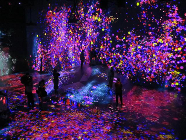Lọt vào thế giới ảo tại bảo tàng kỹ thuật số Nhật Bản - Ảnh 6.