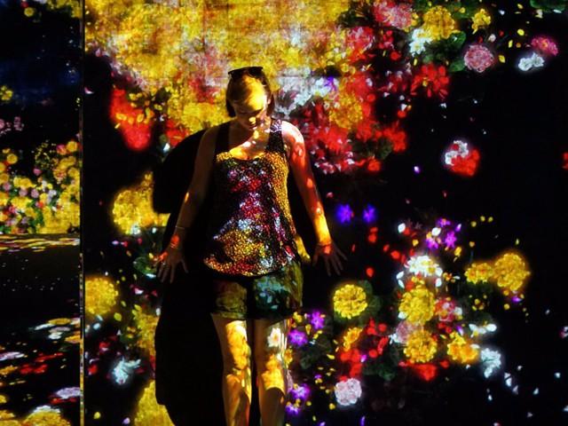 Lọt vào thế giới ảo tại bảo tàng kỹ thuật số Nhật Bản - Ảnh 3.