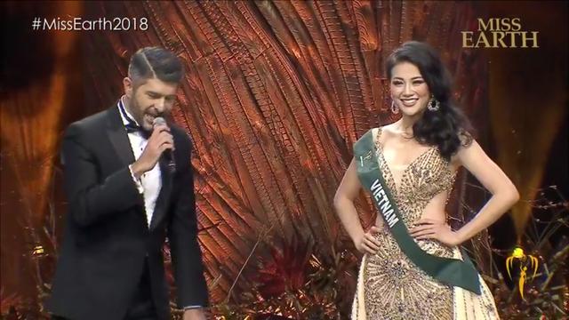 Nguyễn Phương Khánh đăng quang Hoa hậu Trái đất 2018 - Ảnh 5.