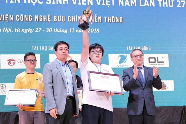 Đại học Bách khoa Hà Nội thắng lớn tại Olympic tin học sinh viên và ICPC châu Á 2018 - Ảnh 12.
