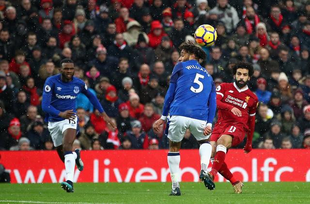 Lịch trực tiếp bóng đá Ngoại hạng Anh vòng 14: Sôi động với 3 trận derby - Ảnh 1.