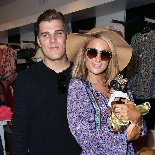Paris Hilton tiết lộ nguyên nhân hủy bỏ hôn ước - Ảnh 1.