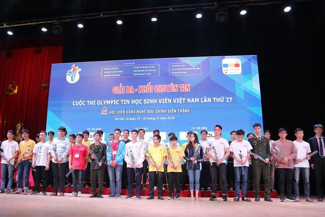 Đại học Bách khoa Hà Nội thắng lớn tại Olympic tin học sinh viên và ICPC châu Á 2018 - Ảnh 7.