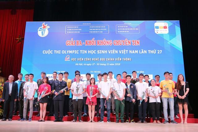Đại học Bách khoa Hà Nội thắng lớn tại Olympic tin học sinh viên và ICPC châu Á 2018 - Ảnh 4.