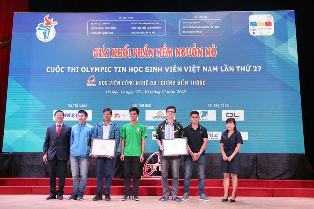 Đại học Bách khoa Hà Nội thắng lớn tại Olympic tin học sinh viên và ICPC châu Á 2018 - Ảnh 1.