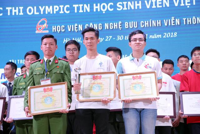 Đại học Bách khoa Hà Nội thắng lớn tại Olympic tin học sinh viên và ICPC châu Á 2018 - Ảnh 6.