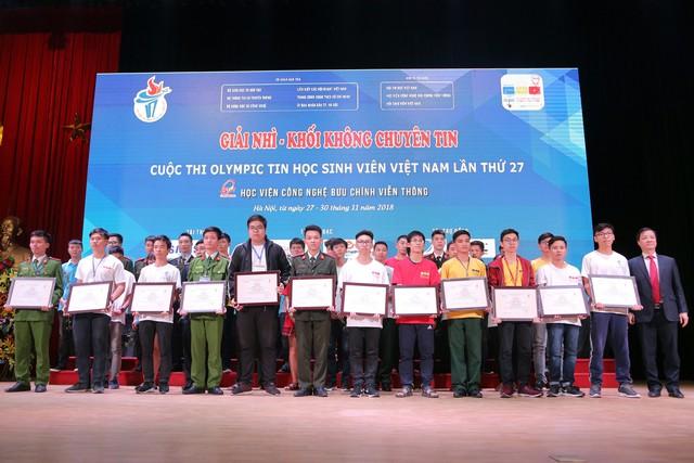Đại học Bách khoa Hà Nội thắng lớn tại Olympic tin học sinh viên và ICPC châu Á 2018 - Ảnh 5.