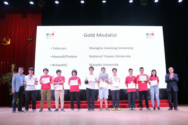 Đại học Bách khoa Hà Nội thắng lớn tại Olympic tin học sinh viên và ICPC châu Á 2018 - Ảnh 20.