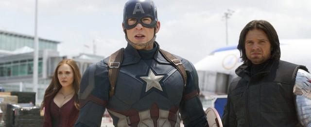 Chris Evans vẫn sẽ tiếp tục với vai diễn Captain America? - Ảnh 1.