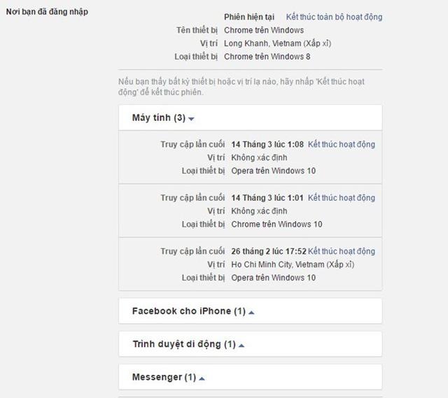 Làm thế nào để bảo mật tài khoản Facebook, chống bị hacker xâm nhập? - Ảnh 1.