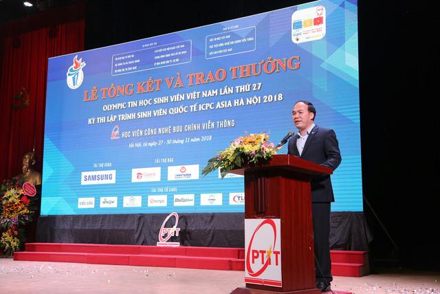 Đại học Bách khoa Hà Nội thắng lớn tại Olympic tin học sinh viên và ICPC châu Á 2018 - Ảnh 17.