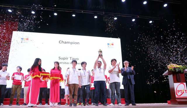 Đại học Bách khoa Hà Nội thắng lớn tại Olympic tin học sinh viên và ICPC châu Á 2018 - Ảnh 22.